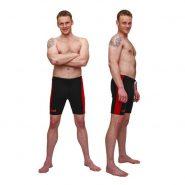 NCW 2mm neoprene wetsuit shorts