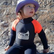 kids / childrens full 3mm wetsuit