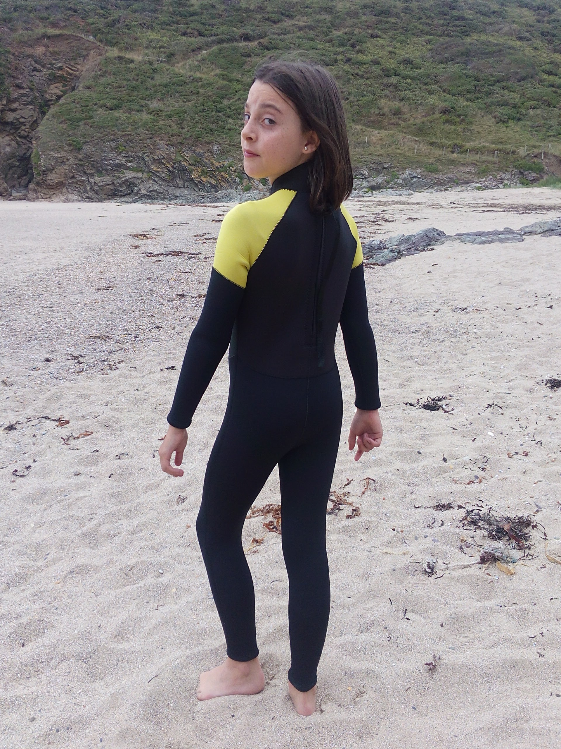 Kids & Amp Junior 5mm Full Wetsuit All Watersports Beach Use