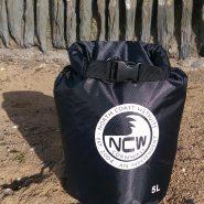 5L ripstop drybag in black