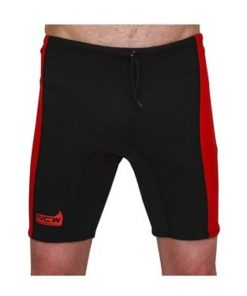 NCW 2mm neoprene wetsuit shorts (toggle fastening)