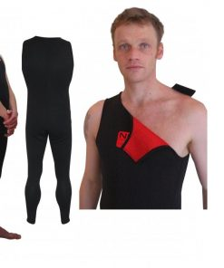 NCW 2mm thermal lined Long John wetsuit