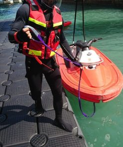 ncw 2mm long john jetskiing with hong kong fire brigade
