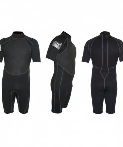 NCW 3/2mm shorty wetsuit