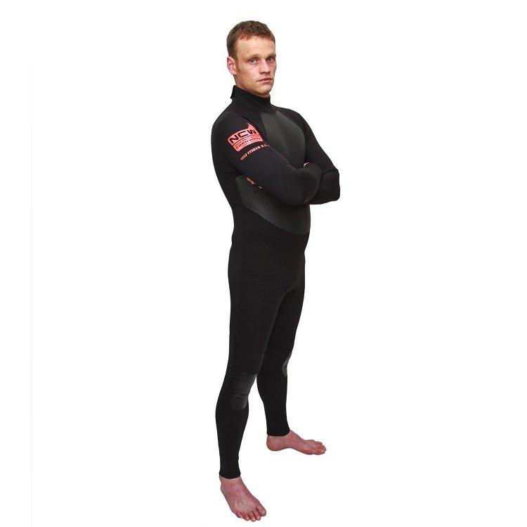 4/3 backzip winter steamer wetsuit