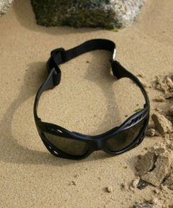 NCW watersport sunglasses with built in straps