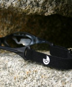 NCW watersport sunnies with built in strap system