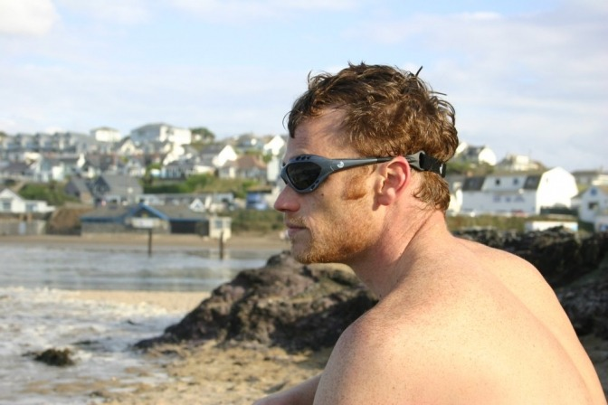 NCW watersport sunglasses - great for surfing and SUP
