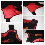 2mm thermal Short John wetsuit - closure
