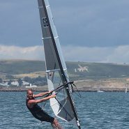 Mark Kay in action wearing our wetsuit short john - 2mm thermal lined