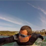 Watersport sunglasses