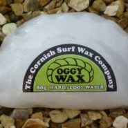 Oggy Cornish surf board wax - hand made