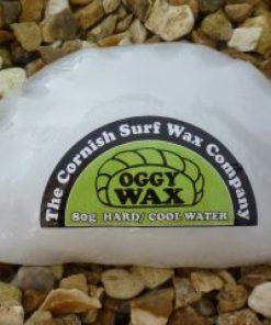 Oggy Cornish surf board wax - hand made