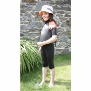 NCW 3mm shorty kids and junior wetsuit