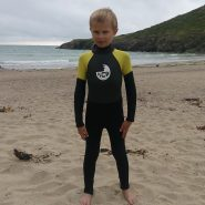 NCW kids 5mm full wetsuit with GBS seams