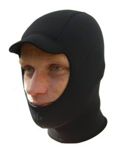3mm titanium neoprene surf hood - idea for big wave condition