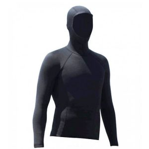 NCW 1.5mm hooded neoprene rash vest