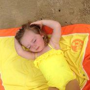 kids child uv blanket 1