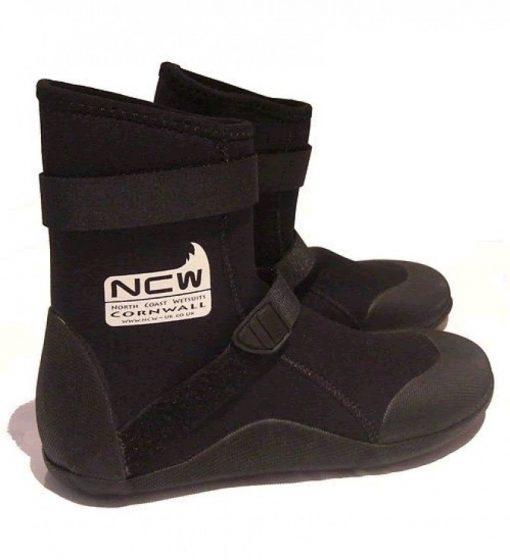 ncw 5mm neoprene surf wetsuit boots