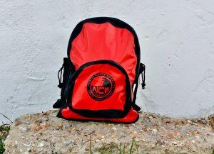 NCW 20 litre HD PVC dry bag / rucksack