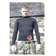 1.5mm thermal neoprene long sleeve rash vest