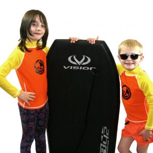 Childrens long sleeve SPF50+ rash vest