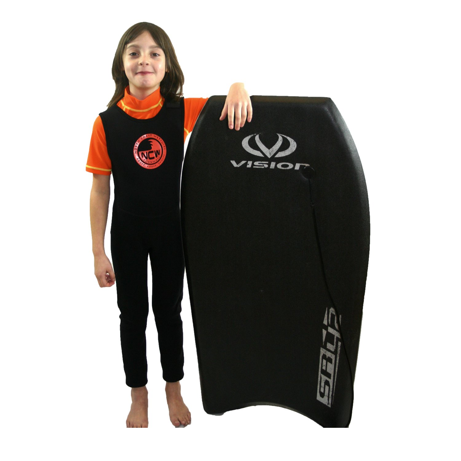 Childrens short sleeve SPF50+ rash vest