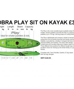 Cobra play kayak