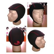 2.5mm super stretch finemesh neoprene wetsuit surf cap hood hat