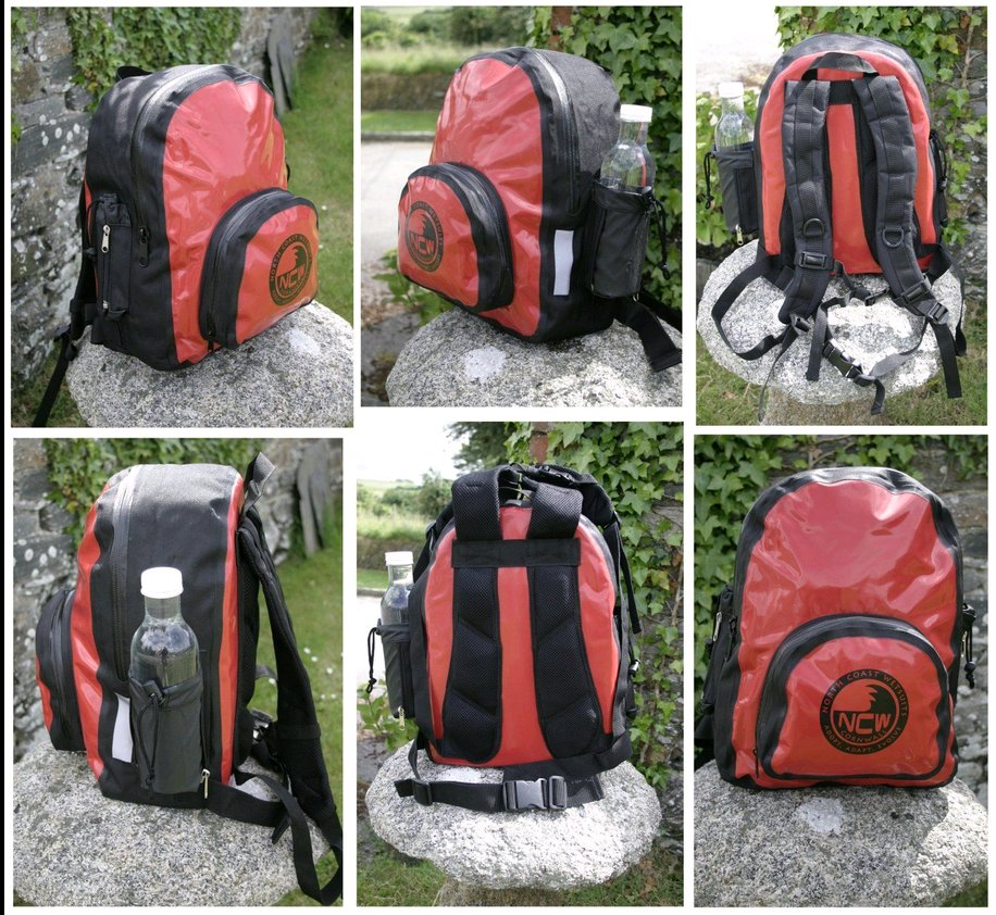 NCW 20l backpack drybag