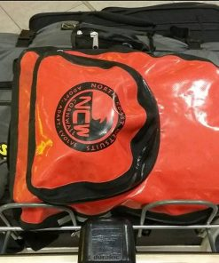 NCW 20l backpack drybag on an airport visit!
