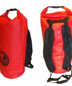 NCW 45 L HD PVC 100% waterproof dry bag with rucksack straps
