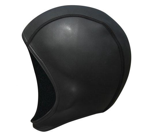 2mm smoothskin neoprene open water swim cap