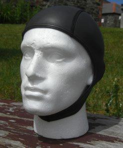Open water swimming cap
