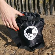 5L ripstop drybag in black