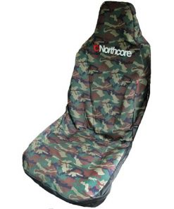 Northcore Waterproof Camo Van & Car Seat Cover