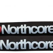 Northcore Roof Bar Rack Pads (one pair, single width)