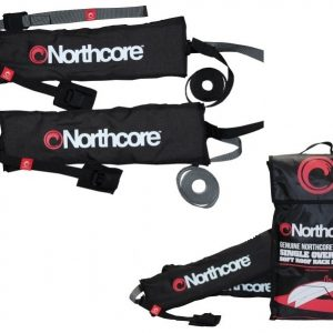 NORTHCORE Single Overhead Soft Roof Rack System