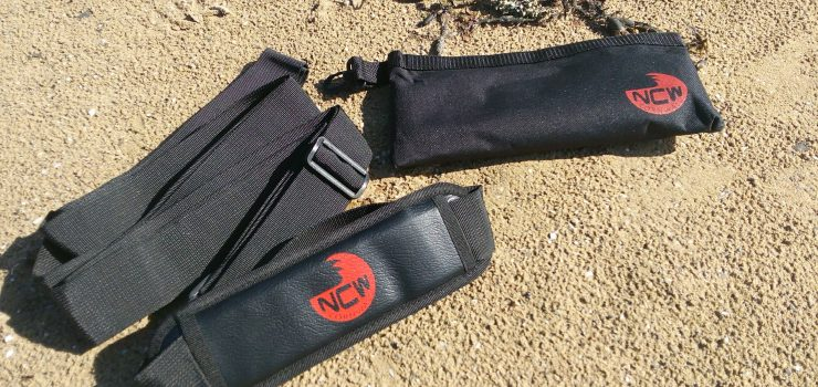 NCW sup stand up paddle board shoulder strap carry sling