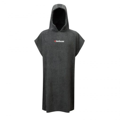 northcore beach basha chaning robe grey NOCO24C
