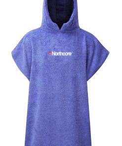 "Northcore ""Beach Basha"" Changing Robe - Childrens ages 6 to 12"