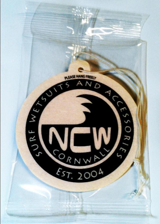 NCW car / van air freshener