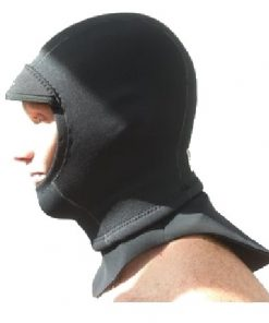 NCW bibbed surf hood 3mm