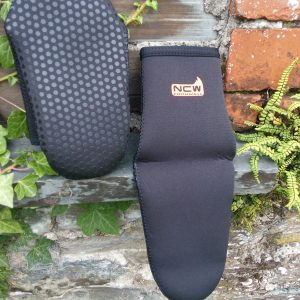 Kids / Childrens 3mm wetsuit socks with grippy soles