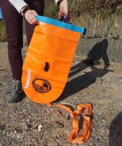 15L swim float tow drybag loading keys