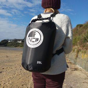 20l ripstop black drybag backpack rucksack20l ripstop black drybag backpack rucksack