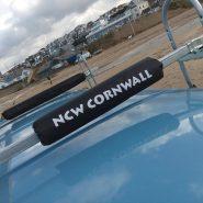 NCW 43cm roof bar pads