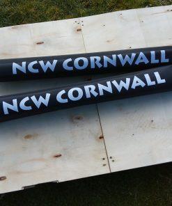 wide load roof bar pads NCW CORNWALL