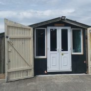 The Rubber Shack, North Coast Wetsuits showroom in North Cornwall
