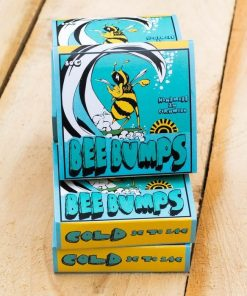 Bee Bumps surf wax - cold wax for winter use